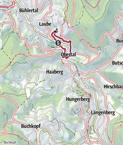 Karte / Engelssteig