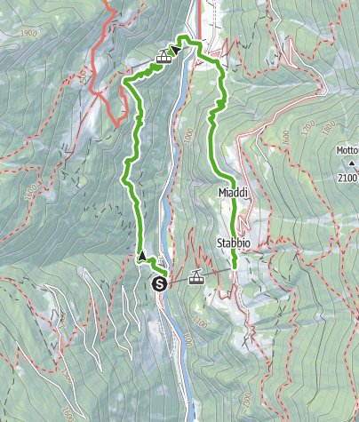 Cartina / Val Calanca - kleines Tal mit grosser Landschaft