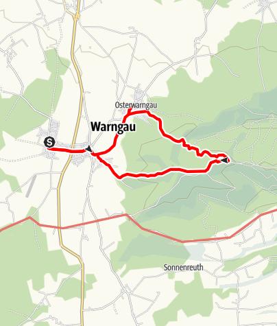 Karte / Zum Taubenberg