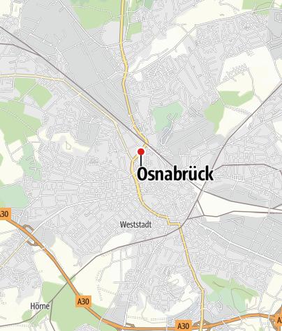 Karte / TERRA.vista Ausblicke zum Anhören: Marienkirche Osnabrück