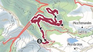Map / RABAÇAL - LEVADA DAS 25 FONTES