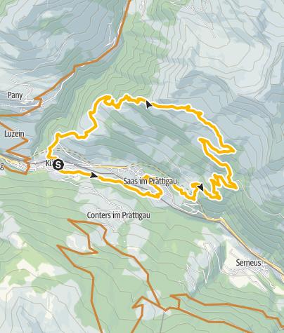 Map / 327 Alp Meder