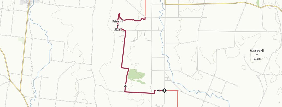 Kart / Heysen Trail - 21 Hamilton to Peters Hill