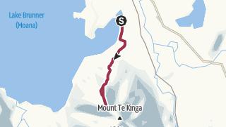 Mappa / 20170604 Mt Te Kinga