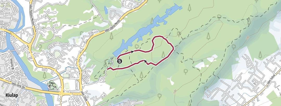 Kart / Tasek Lama Route 1