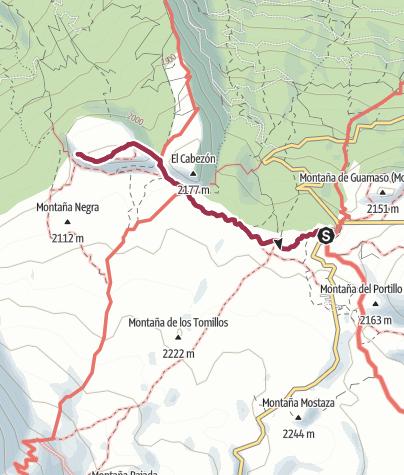 Karte / Der Tafelberg Fortaleza