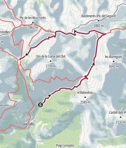 Mappa / los mantaneros