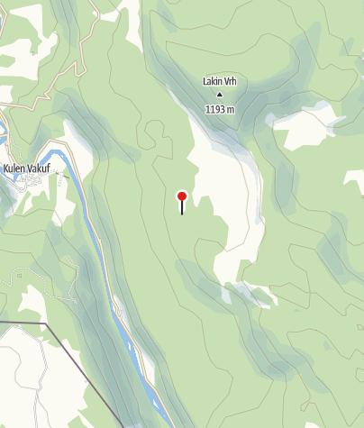 Map / Una National Park