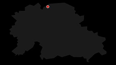 Kaart / Harzer Grenzweg am Grünen Band