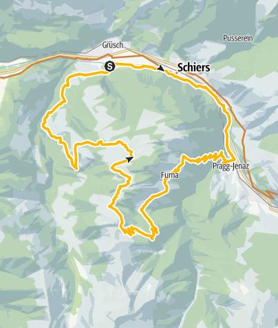 Map / 278 Danusa
