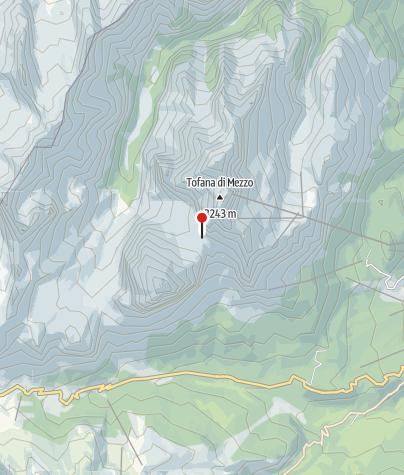 Map / Rifugio Giussani
