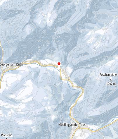 Karte / Skilift Riesenlehen in St. Georgen/Reith