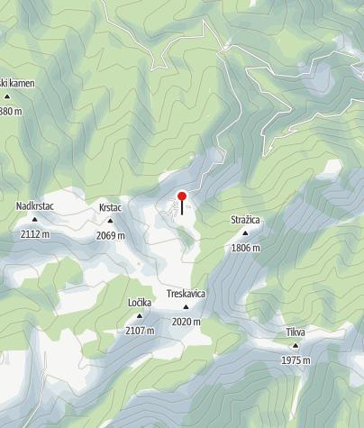 Map / Prokoško Lake