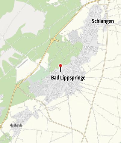 Kaart / Landesgartenschau Bad Lippspringe 2017