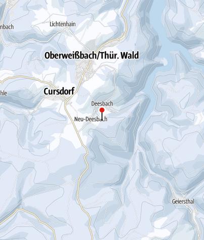 """Map / Skilift """"An der Schwedenschanze"""""""