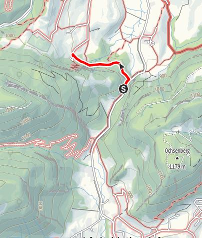Karte / Sagenweg - Entdecker-Wanderung bei Obermaiselstein