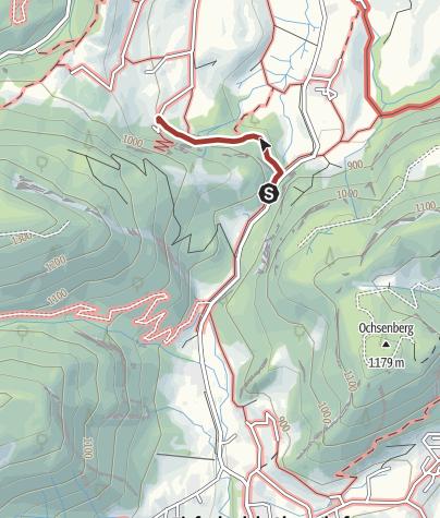 Map / Sagenweg - Entdecker-Wanderung bei Obermaiselstein