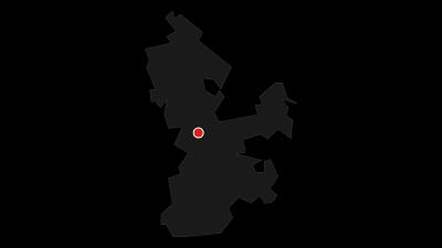 Karte / Radrundtour am Main entlang