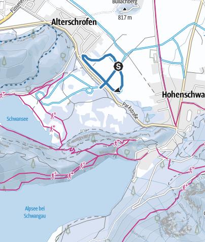 Karte / Rohrach-Runde