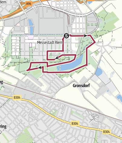 Map / Riemer Park