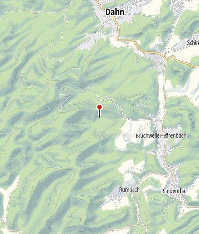 Karte / Pfälzerwald Vereins Hütte am Schmalstein