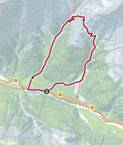 Map / Margunet
