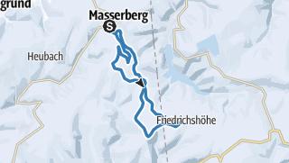Map / Loipe Friedrichshöhe