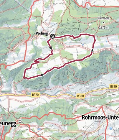 Map / Vorberg Loop
