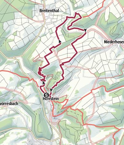 Map / Mittelalterpfad