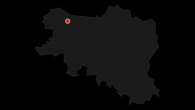 Karte / Polt Radwanderweg