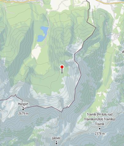 Map / Rif. Luigi Zacchi