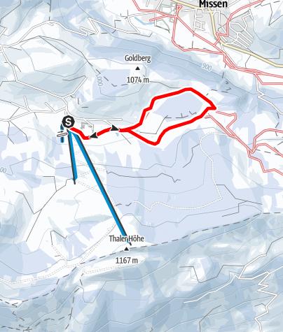 Karte / Tuffenmoosrunde