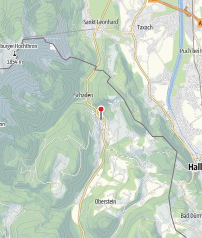 Karte / Gästehaus Datz