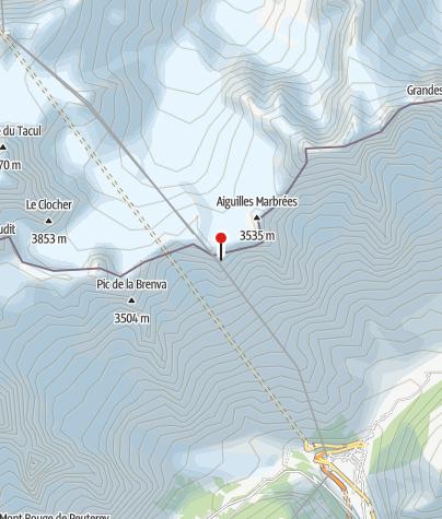 Karte / Rifugio Torino