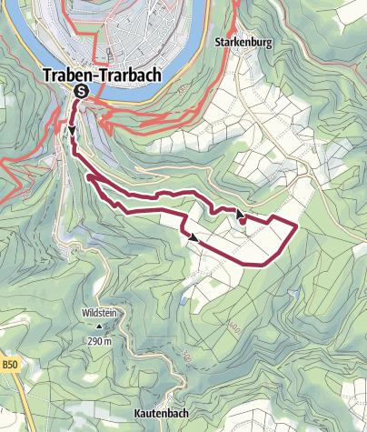 Karte / T 4 - WANDERUNG ZUM HÖDESHOF