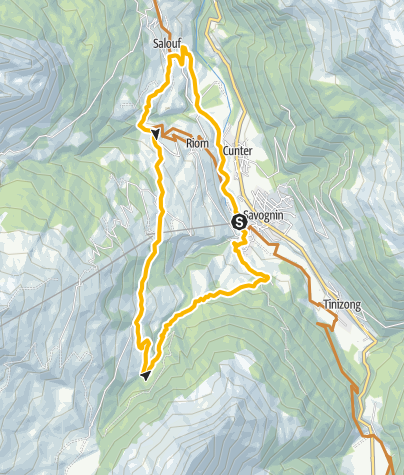 Karte / 657 Viva la Grischa