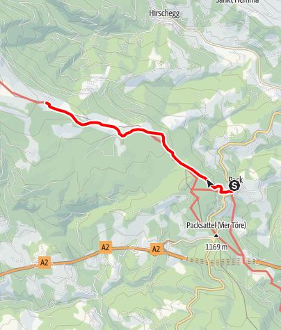 Karte / Pack - Bernsteinhütte