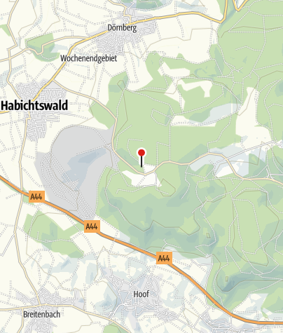 Map / Schutzhütte Essigberg