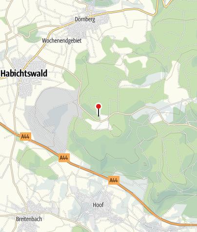 Karte / Schutzhütte Essigberg