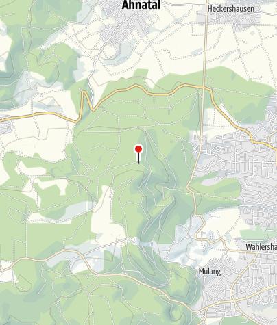 Karte / Schutzhütte