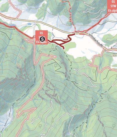 Karte / Kneippweg