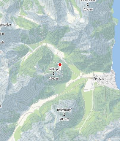 Karte / Feilalm 1372m