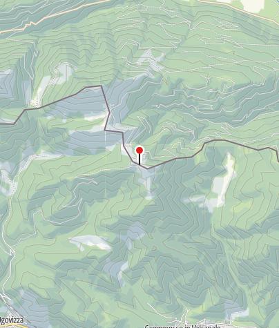 Karte / Achomitzer Alm