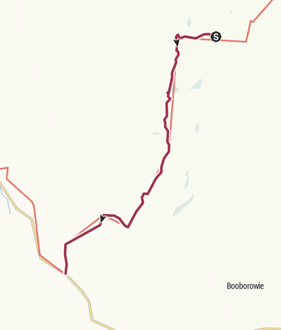 Mapa / 32 EE-George-Quarry-to-Spalding-Rd-waypoints