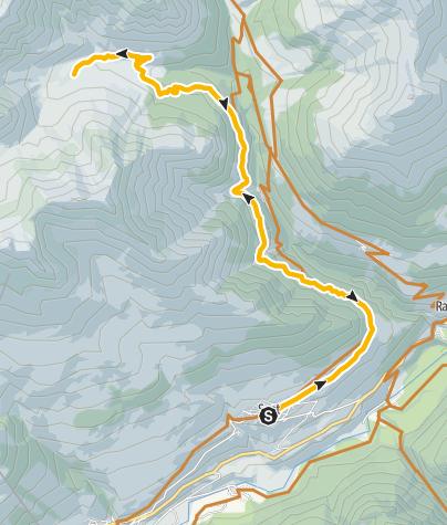 Map / Sentner Runde