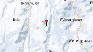 Karte / Fort Fun-Winterwelt