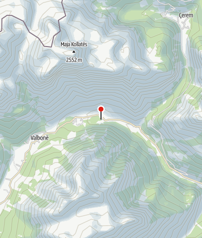 Map / Rilindja Restaurant
