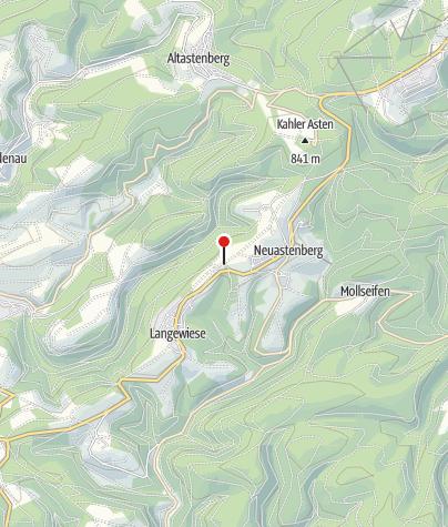 Karte / Sauerlandhütte