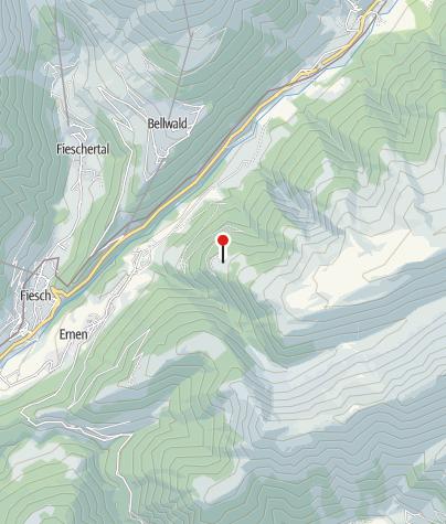 Map / Chäserstatt mountain lodge