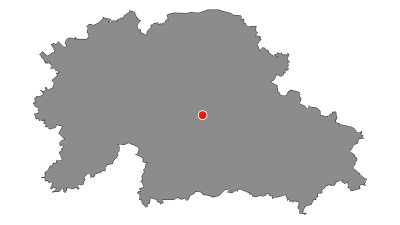 Karte / Wanderung zur Harzköhlerei und zum Aussichtspunkt Talsperrenblick Rotestein